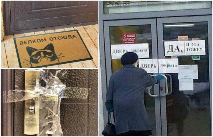14 эпичных кадров, на которых запечатлена вся правда о хваленом русском «гостеприимстве»