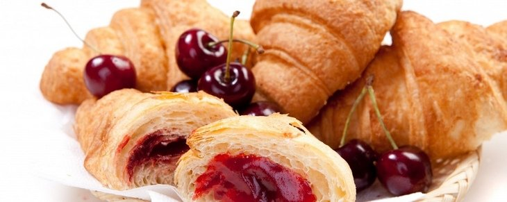 Десерты с натуральной фруктовой начинкой нового поколения