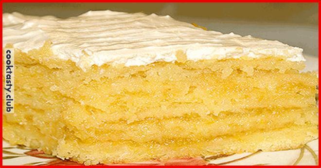 ТОП-9 лимонных десертов+освежающий напиток