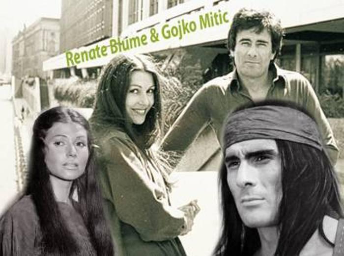 Почему Гойко Митич, -заслуженный индеец СССР-, никогда не был женат