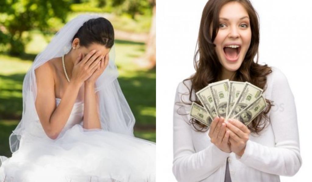 Невеста нашла подругу, с которой не общалась 10 лет, и попросила ее сделать бесплатный макияж в качестве подарка на свадьбу