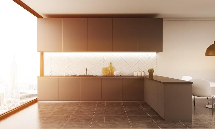 Устаревшие приемы в современных интерьерах кухни