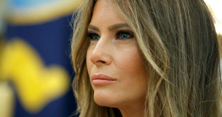 Как повторить макияж Мелании Трамп