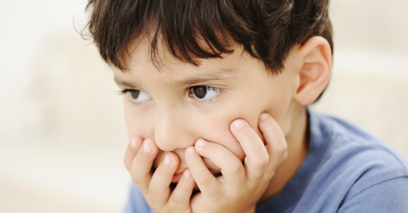 Почему не нужно оставлять ребенка надолго одного