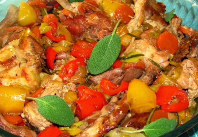 Гарнир и закуска в одном блюде: готовим в самой большой кастрюле