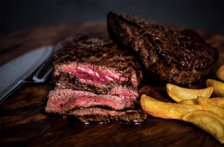 Готовность мяса: проверяем по температуре