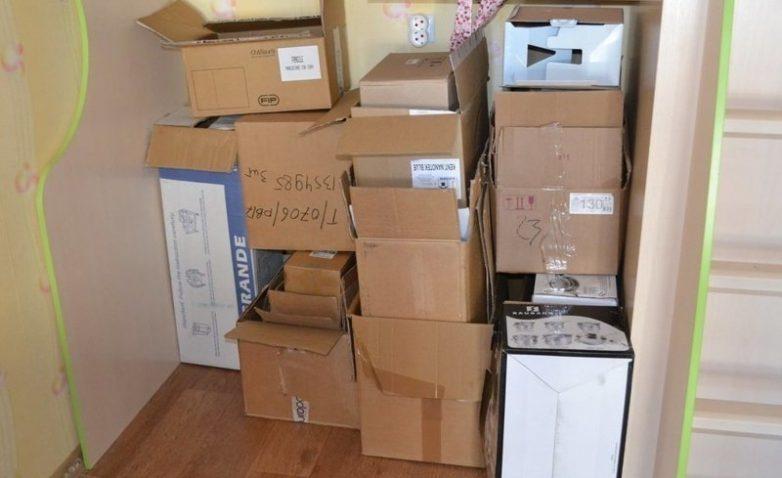 Что можно сделать из пустых картонных коробок
