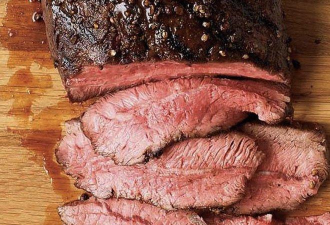 Секреты лучших стейков: жарим с перцем
