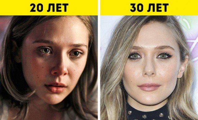 Почему женщины в 30 выглядят лучше, чем в 20