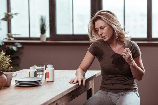 Какие болезни сопровождает повышенное потоотделение