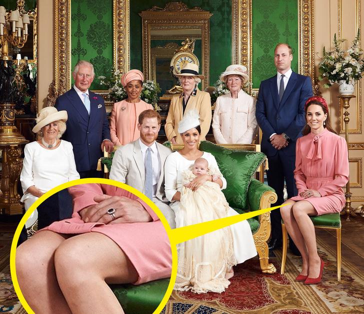 Женщины британской короны показали, как можно высказать свое мнение, не проронив ни слова