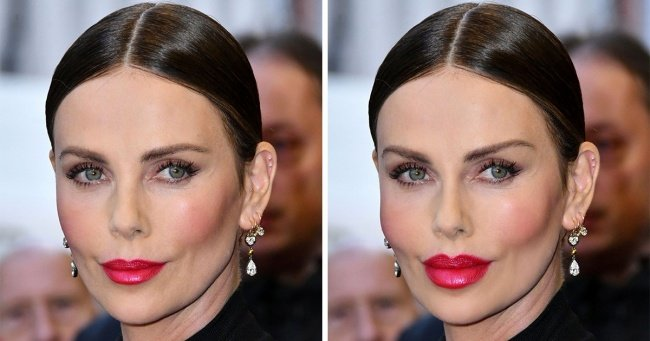 Как выглядели бы известные актрисы, если бы сделали популярные сегодня пластические операции