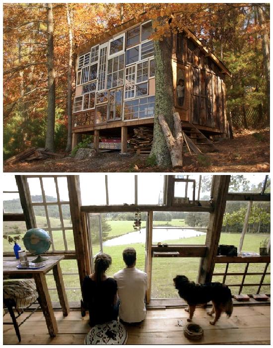 Дом-мечта: 10 необычных дизайн-проектов, которые удалось воплотить в жизнь