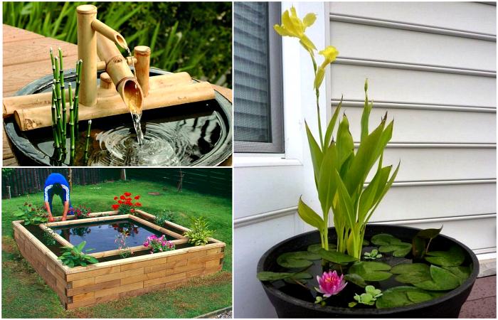 Фонтаны для сада, которые станут украшением любого участка