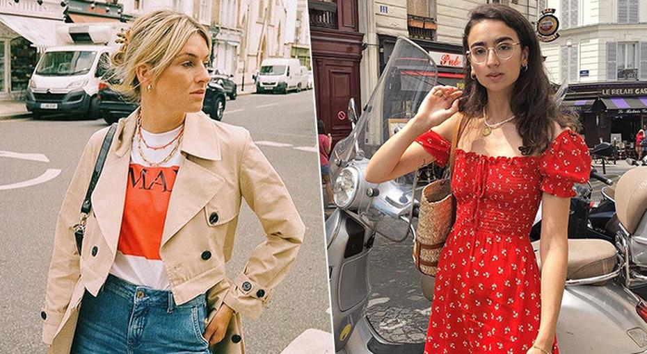 Парижская мода: что француженки покупают в масс-маркете