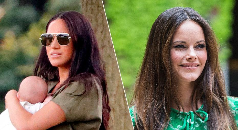 Развязные принцессы: скандалы Меган Маркл, Анны Виндзор и других
