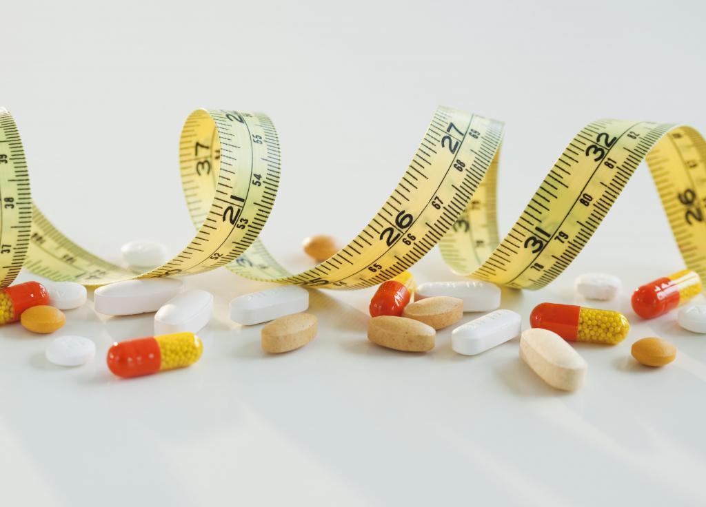 Картинка Средства Для Похудения. Худеем — цель!