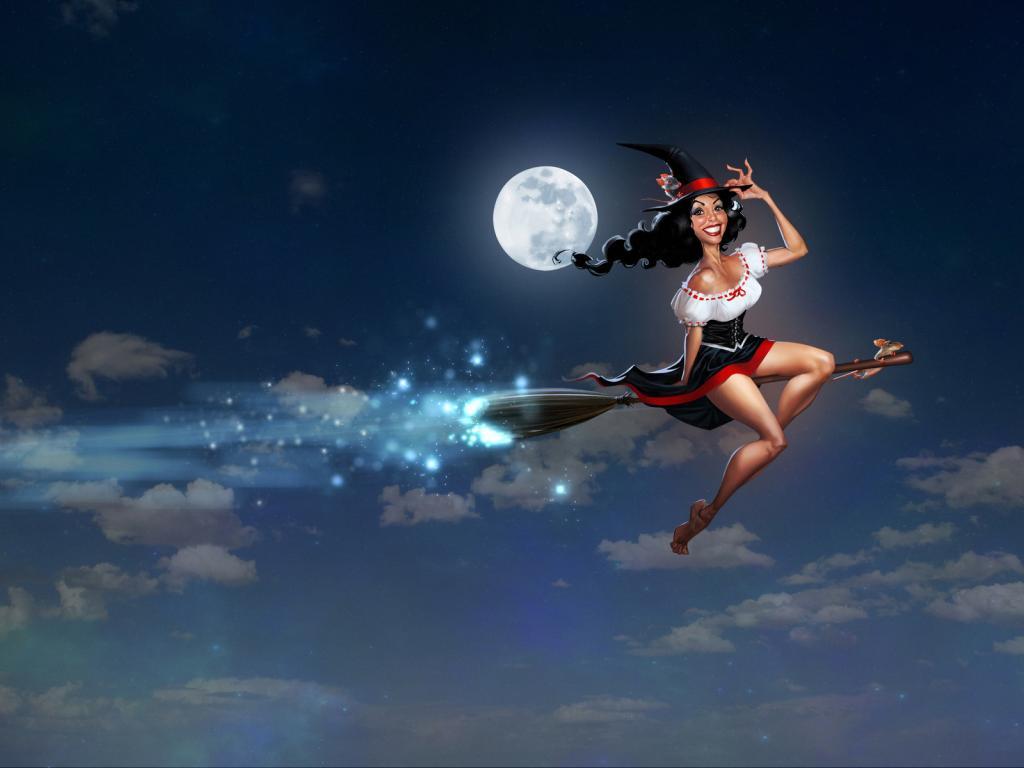 Ведьмина шляпа: ее история, магические силы и что это на самом деле