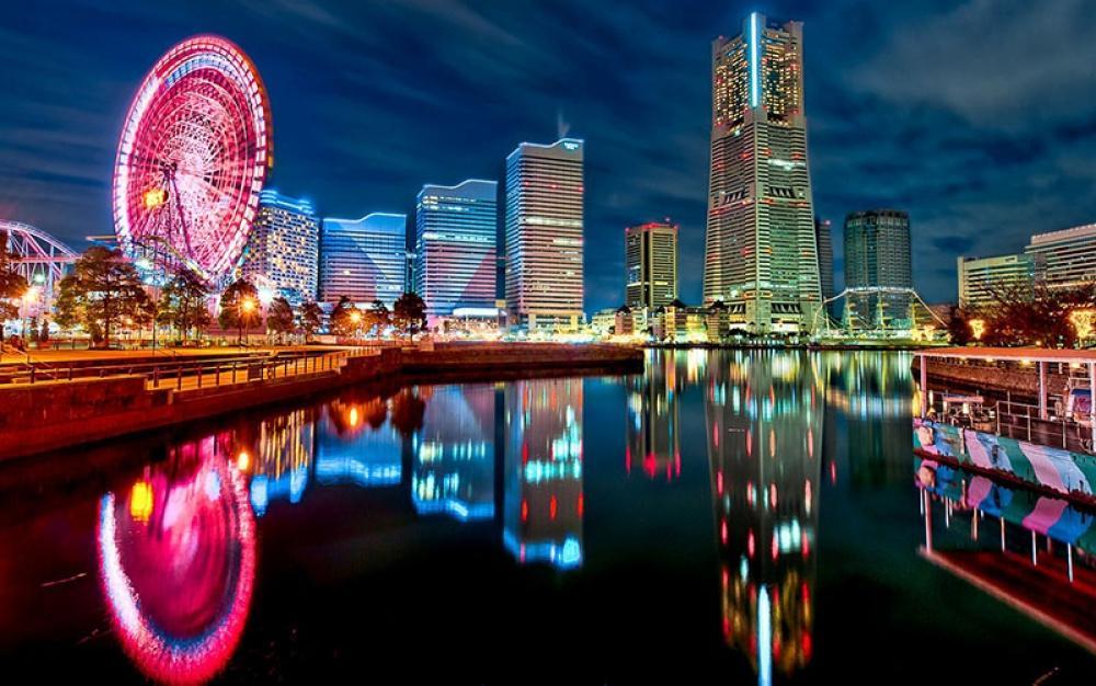 Как выглядит город, в котором живут самые счастливые люди на планете: Сеул - красивый и безопасный