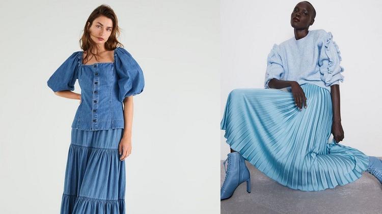 Плиссированная, до колена, макси: модели юбок, которые будут на пике популярности этой осенью