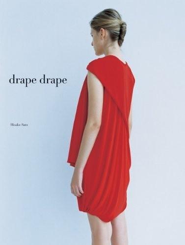 """Подборка японских выкроек с драпировками - """"Drape"""""""