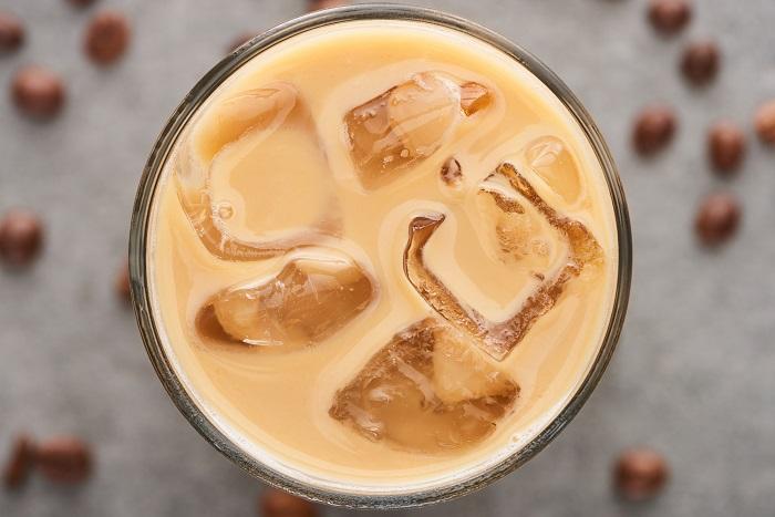 Инструкция по приготовлению кофейного смузи