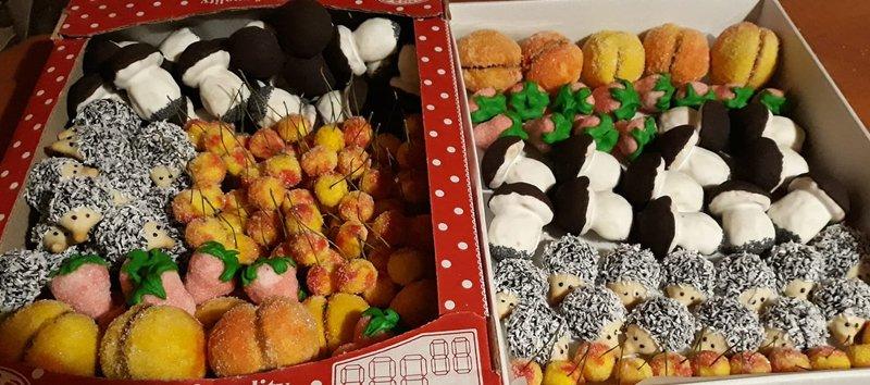 Какие десерты украсят любой праздник