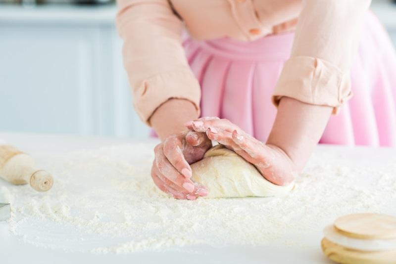 Как приготовить горчичные лепешки
