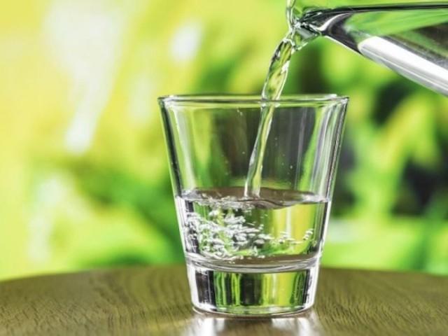 Когда не следует пить воду?