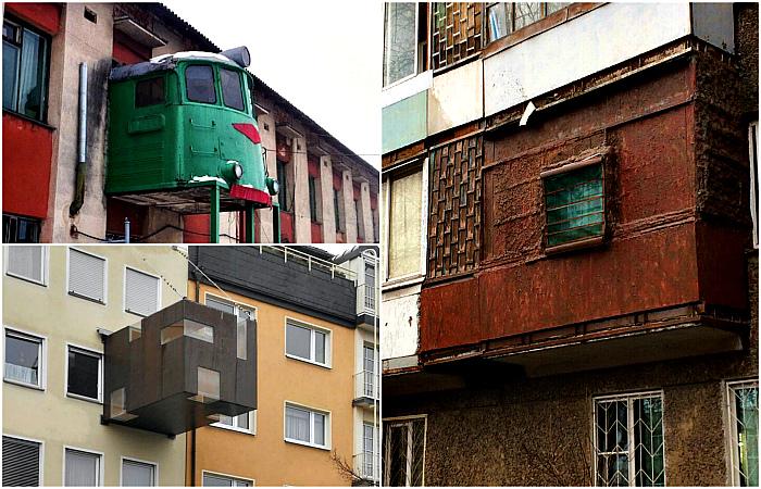 15 «шедевров» дизайна балконов, от которых глаз не оторвать