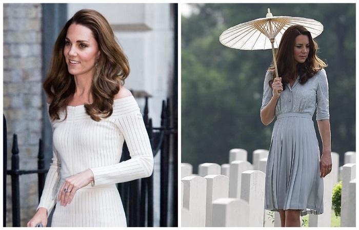 11 уроков стиля, которые Кейт Миддлтон пришлось усвоить в статусе герцогини