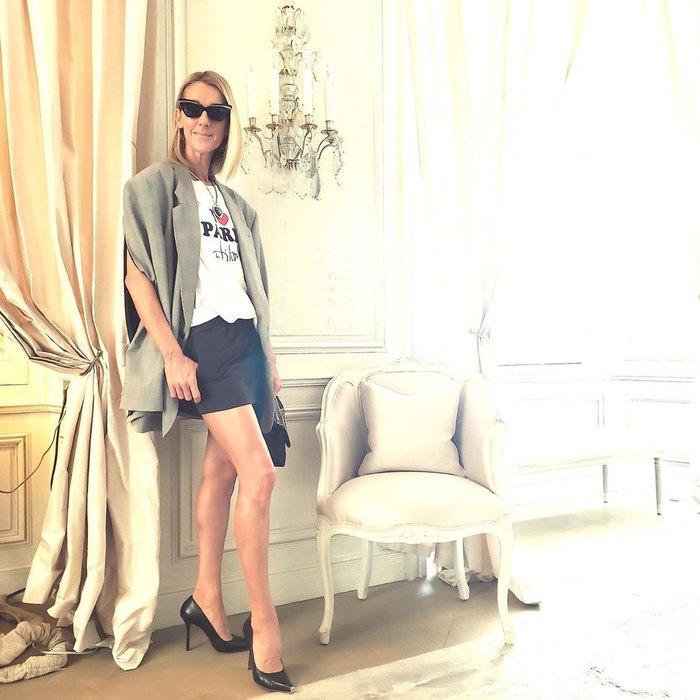 Лодочки на все времена: учимся у Селин Дион как правильно выбрать обувь и с чем носить