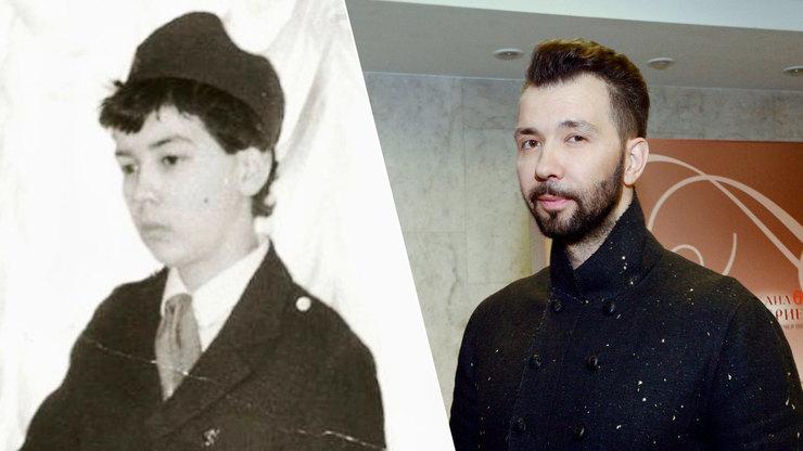 Как выглядели звезды в школьные годы. 15 фотографий тогда и сейчас