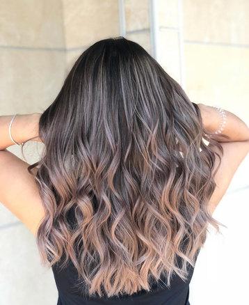 Холодно не будет: четыре техники и три модных цвета для ваших волос этой осенью