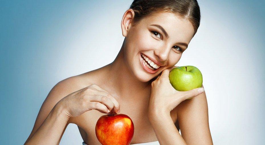 Молодильное яблоко похудения