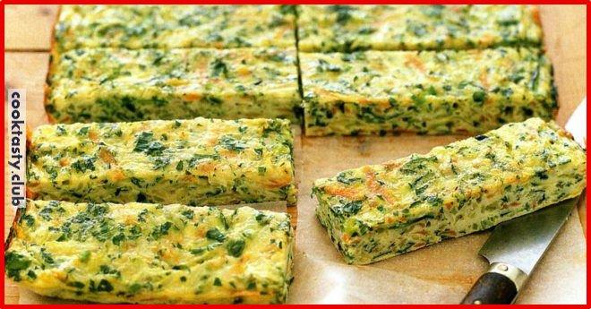 Отличная закуска — батончики с зеленью и сыром