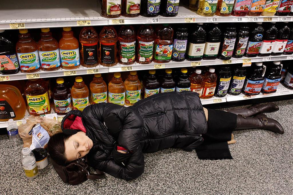 признает себя прикольные картинки про супермаркет духота