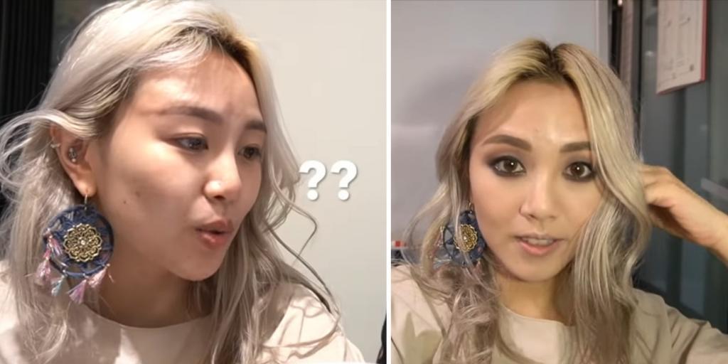«У тебя Хэллоуин?» Кореянка сделала макияж «по-русски» и гуляла по Сеулу: реакция окружающих