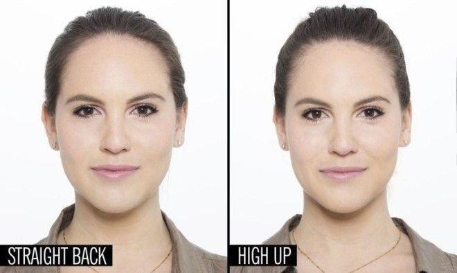 Благодаря этому лайфхаку твоё лицо может визуально похудеть