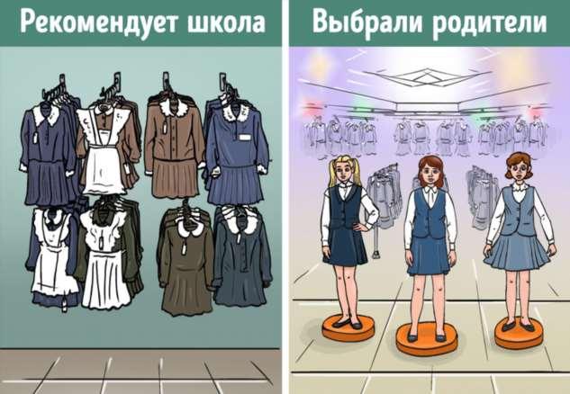 12 важных прав на основе законов РФ, которые есть у родителей школьника (А они часто не знают об этом)