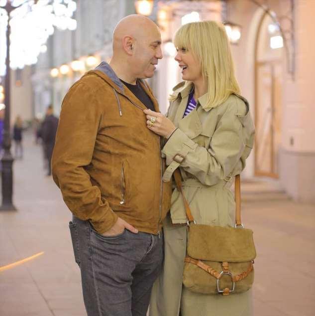Как в медовый месяц: Валерия порадовала романтикой с мужем