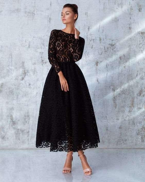 Невероятно красивые платье — оставайся в тренде