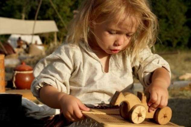 Почему деревянные игрушки для детей возвращаются в моду