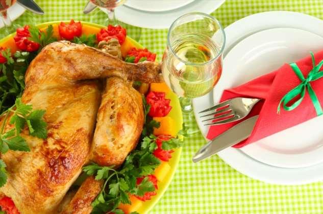 Как приготовить курицу с тыквой