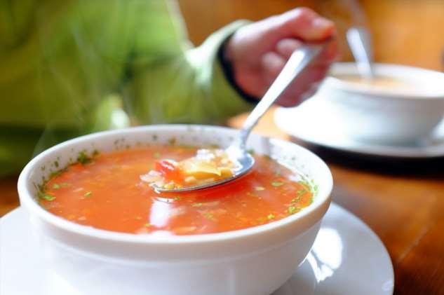 Подборка супов на каждый день недели