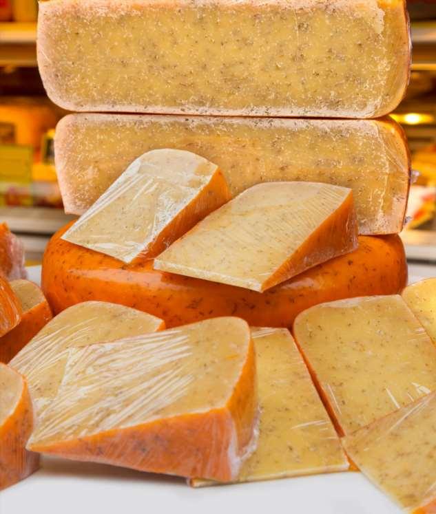 Как выбрать твердый сыр