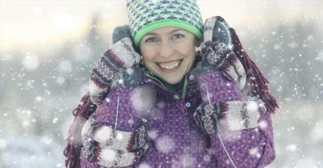 Какую одежду носить зимой