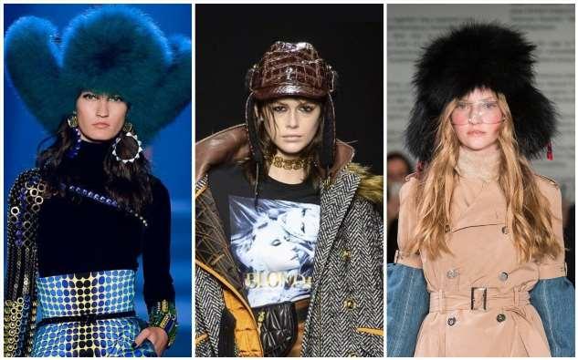 А я ушаночку поглубже натяну: самые стильные шапки зимы 2020
