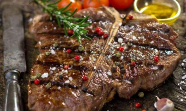 Готовим стейк правильно: советы шеф-повара
