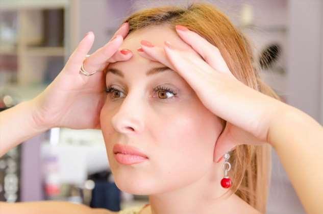 Массаж лица, который поможет избавиться отпрыщей — изаймет всего 5 минут!
